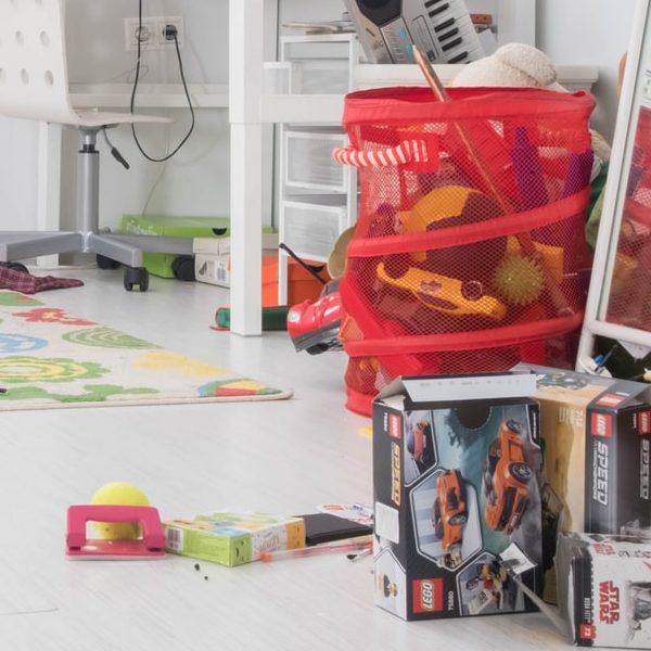 Уборка детской комнаты - Greencleaning.by
