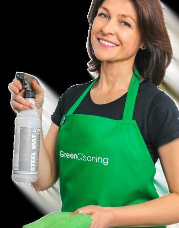 Уборка -Greencleaning.by